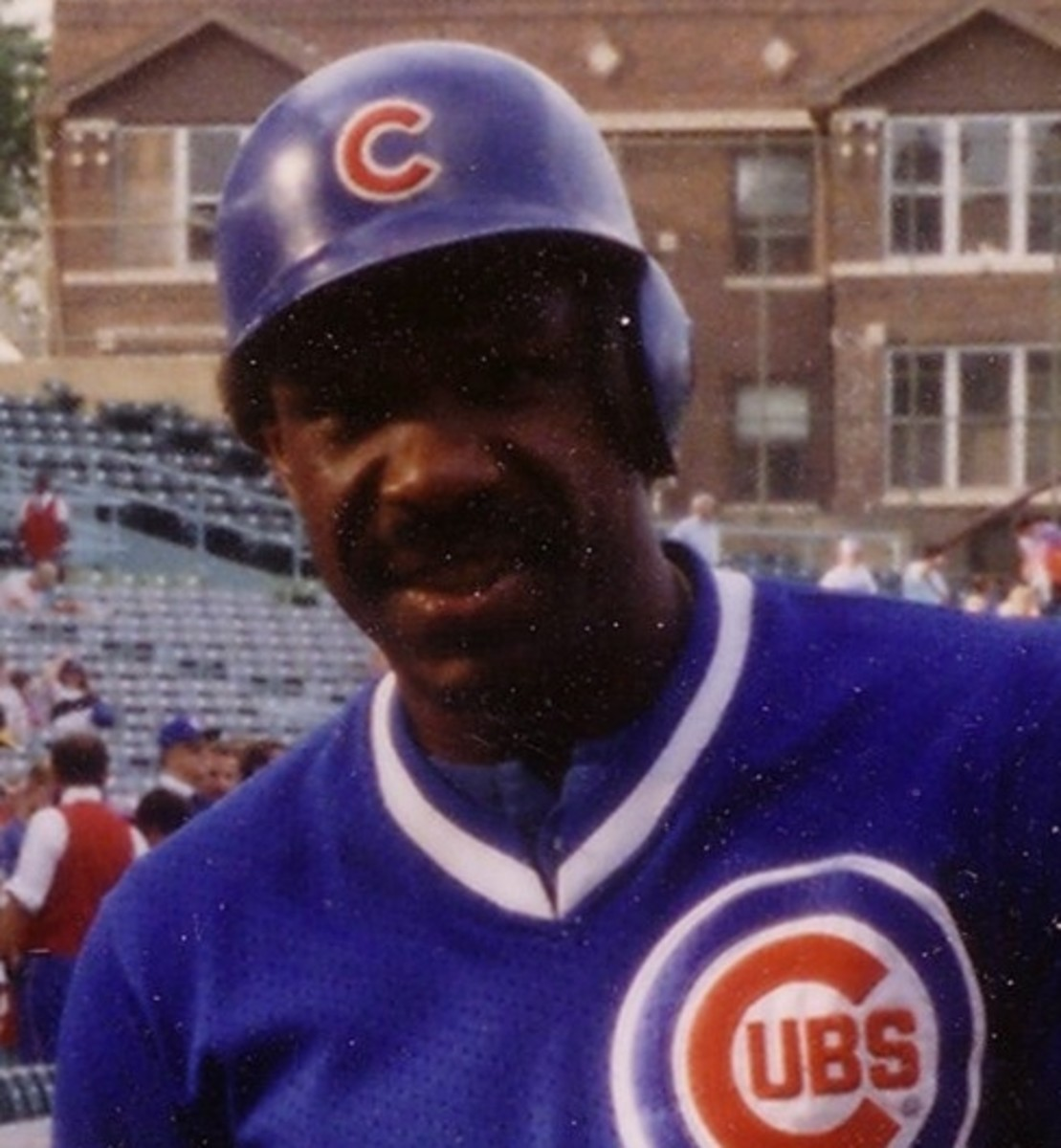 Andre Dawson was the National League MVP in 1987, and his 49 home runs that season are tied for the most hit in a season during the 1980s.