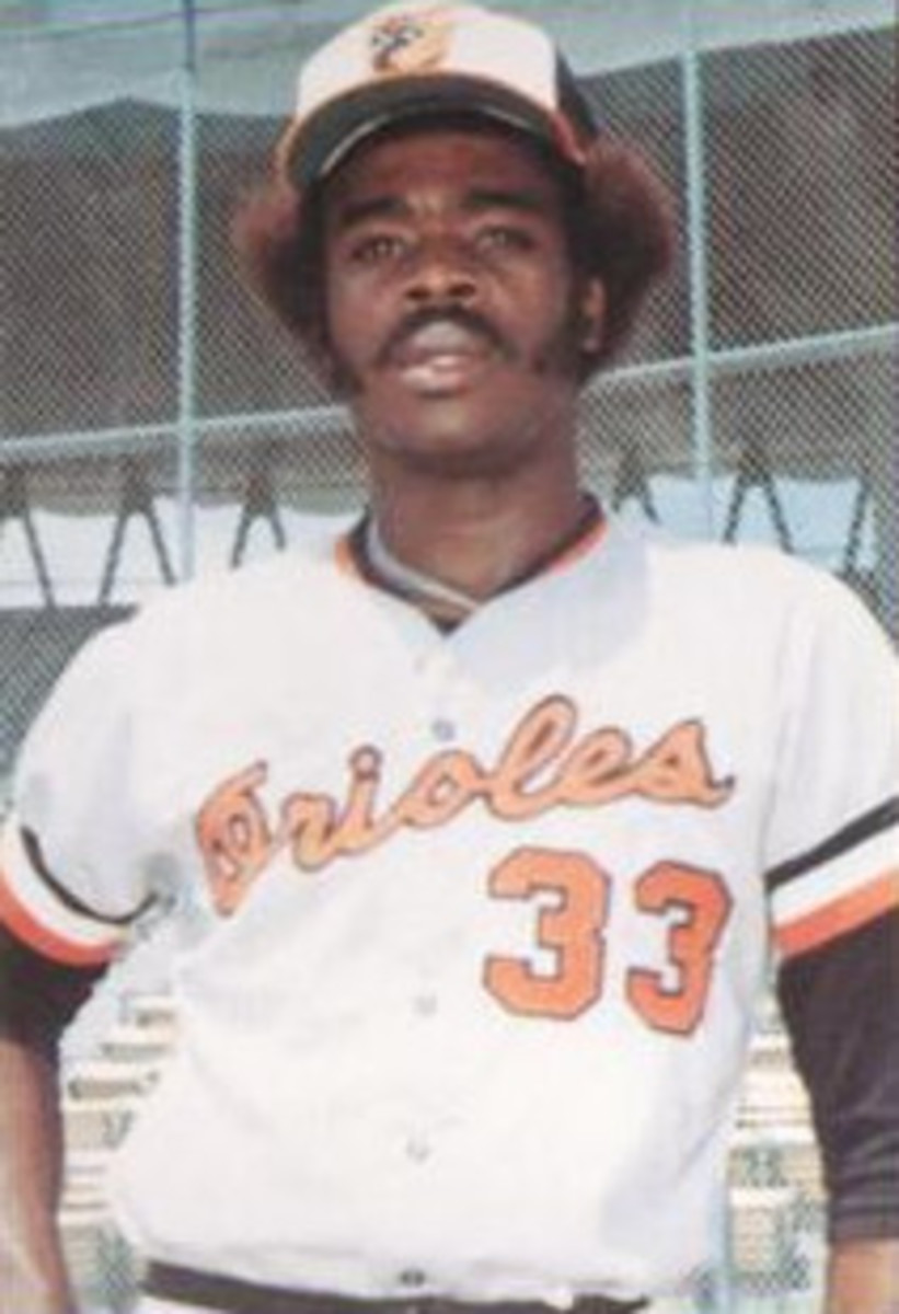 Eddie Murray is one of two members of the 500 home run club to play throughout the entirety of the 1980s.