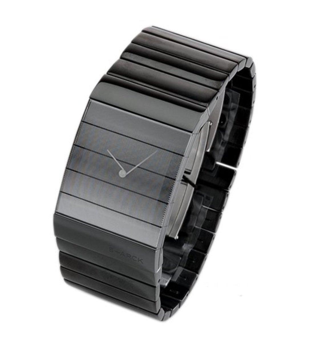 Philippe S+arck Veiled Watch