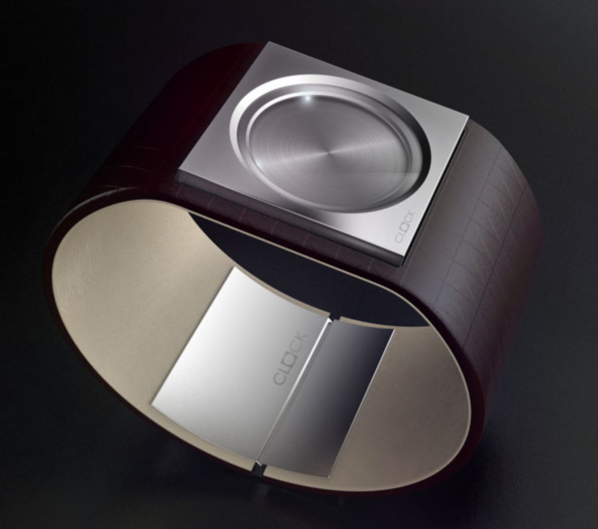 Concept Minimalist LED Watch by Felix Runde for TokyoFlash