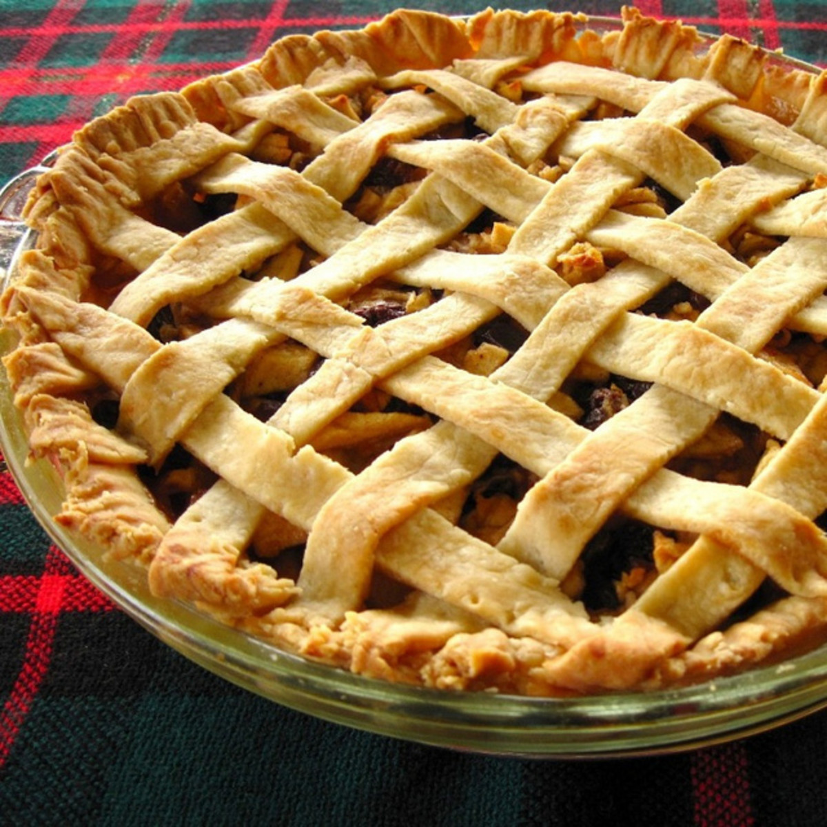 The Best Ever Apple Mincemeat Pie