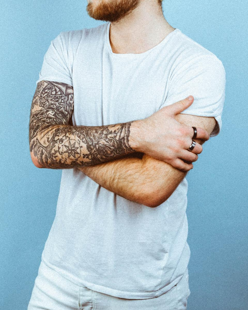 Full sleeve.