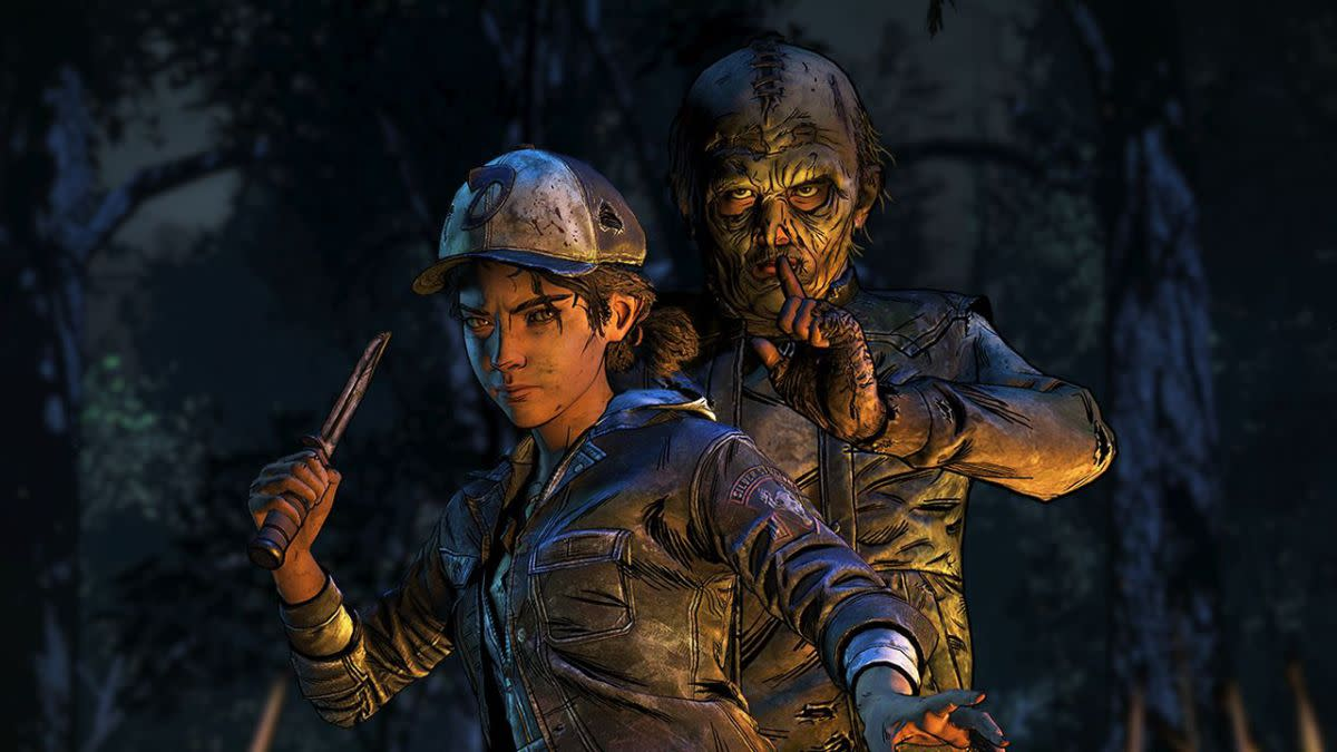 """The Walking Dead: The Telltale Definitive Series"""