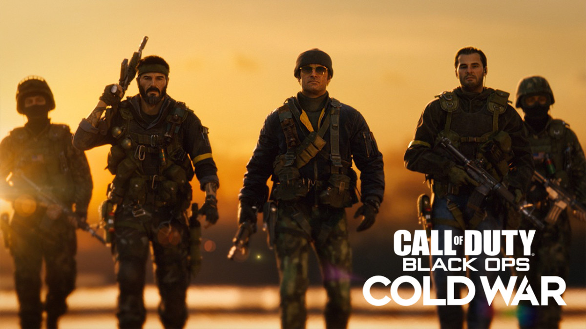 """Call of Duty: Cold War"""