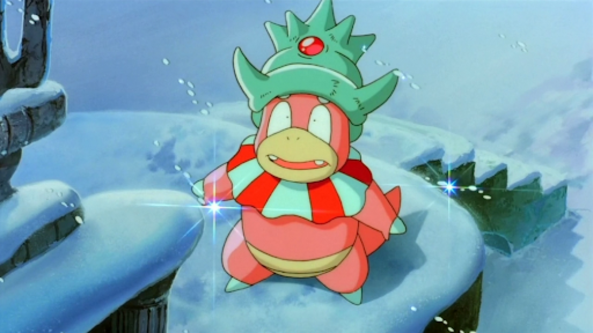 "Slowking in ""Pokémon 2000"""