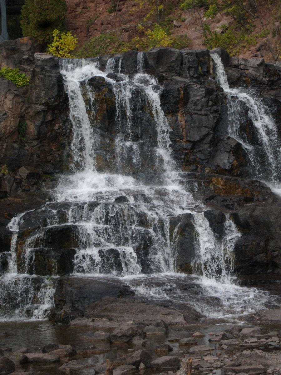 "Waterfalls  ""Feast of Tabernacles""—Part One"