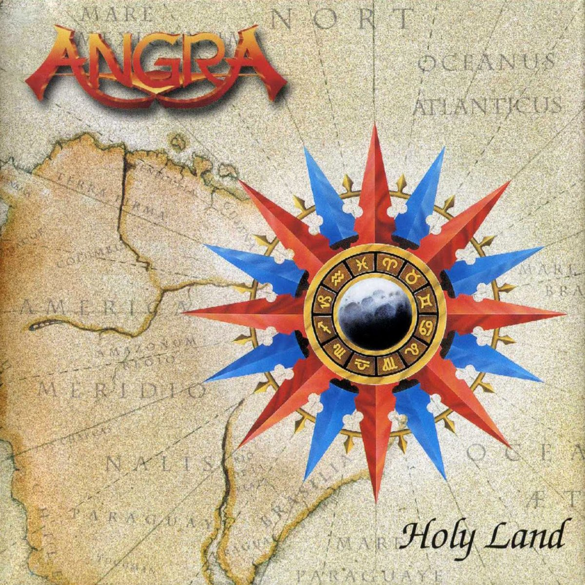The front cover for the album represents a very old map. In the 15th and 16th centuries much colonization took place.