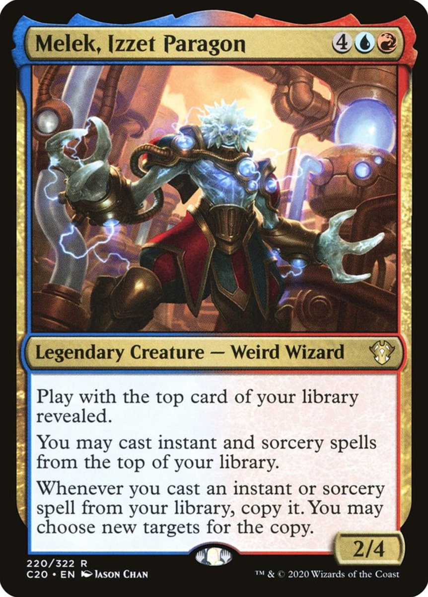 Top 10 Cards that Play from Top of Deck in Magic: The Gathering