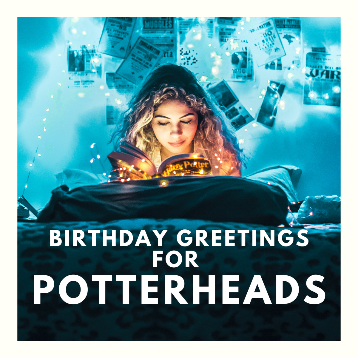 25+ Birthday Wishes for Harry Potter Fans