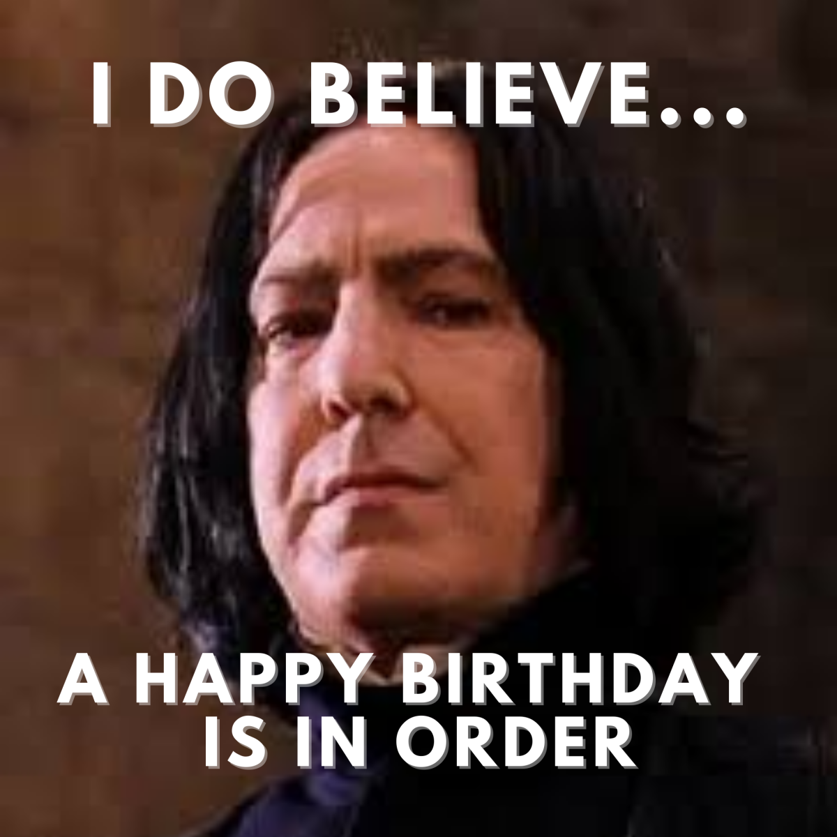I do believe a happy birthday is in order.