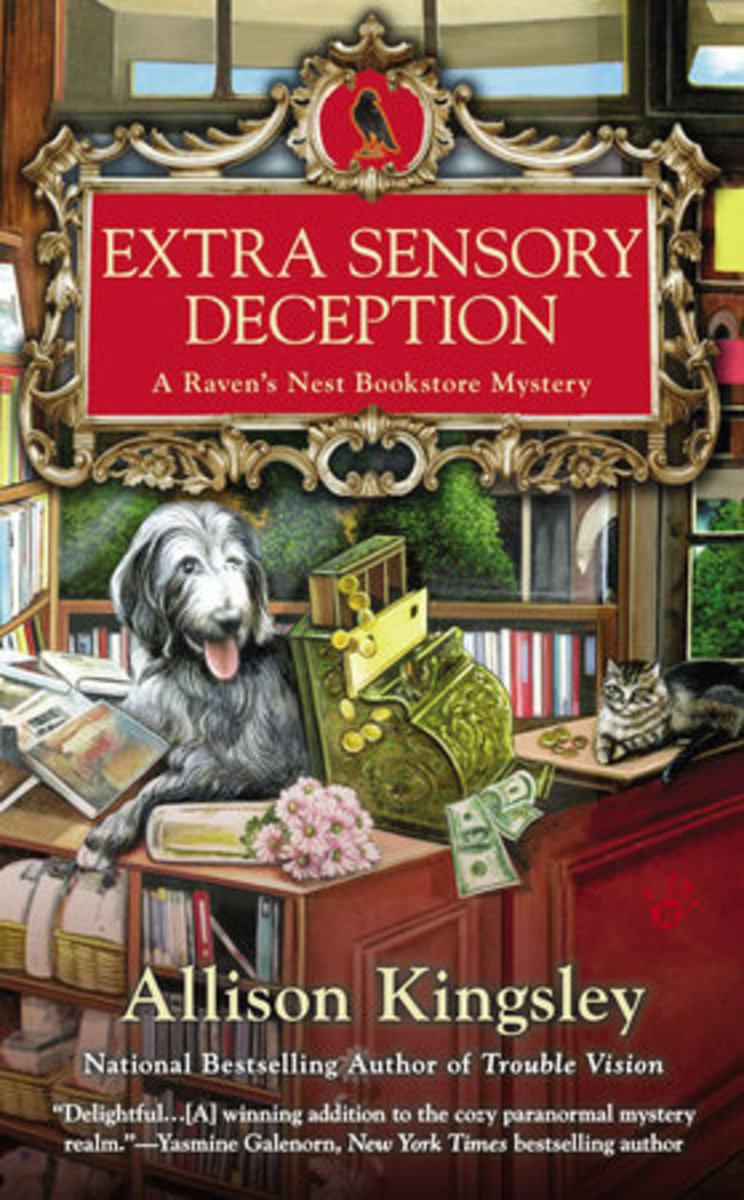 Book Review: Extra Sensory Deception by Allison Kingsley