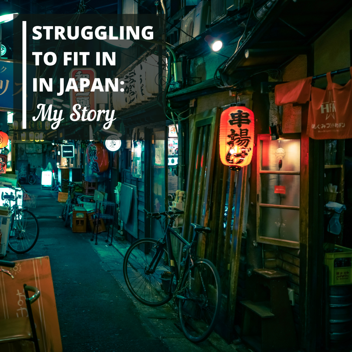 Why I Have Trouble Fitting in in Japan Despite Being Japanese