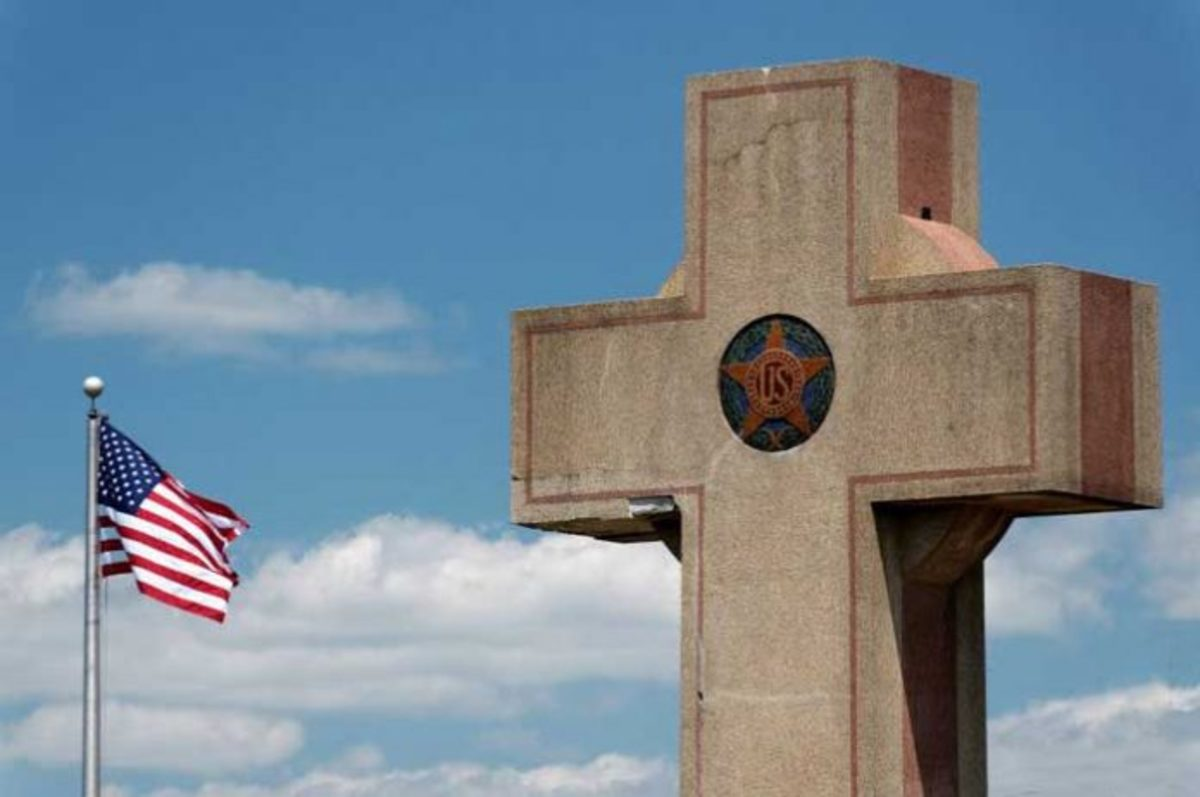 The Peace Cross has stood for nearly a Century in Bladensburg, Maryland. Built in memory of (49) local men, who died in WWI