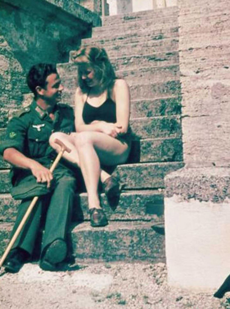 What a Thrill to Meet a Pretty French Girl If I Had Been in the U.S. Army of W.W. II