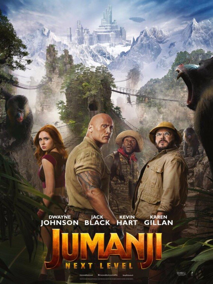 Jumanji The Next Level (2019) Review