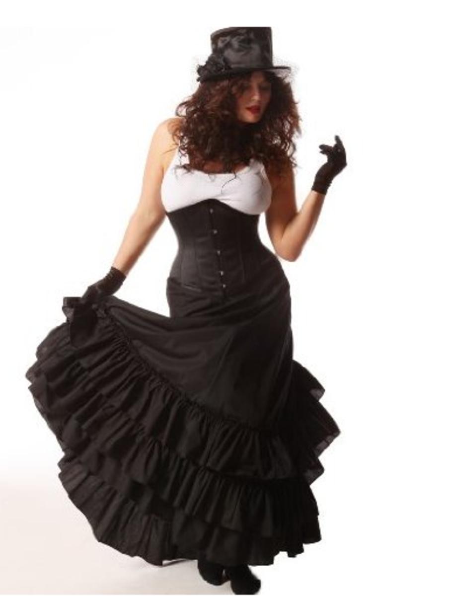 Steampunk Fashion Women Dresses Steampunk Clothes Wome...