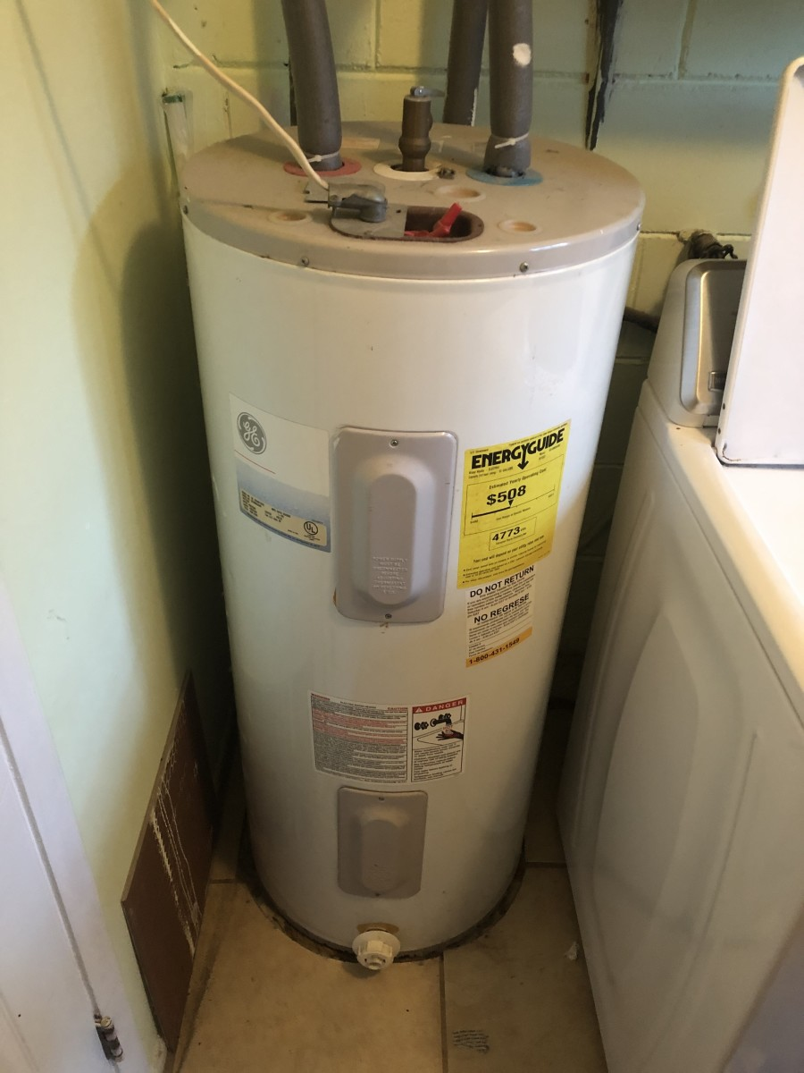 The installer is the problem here, not the water heater. Notice the missing electrical cover, wire shield and pressure relief drain pipe.