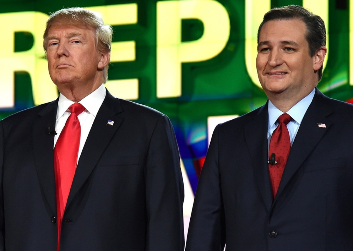 What do the NeverTrumpers do now that Ted Cruz has endorsed Donald Trump? Hmm...veeery interesting