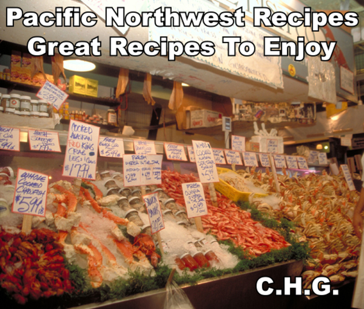 Delicious Recipes From The Pacific Northwest