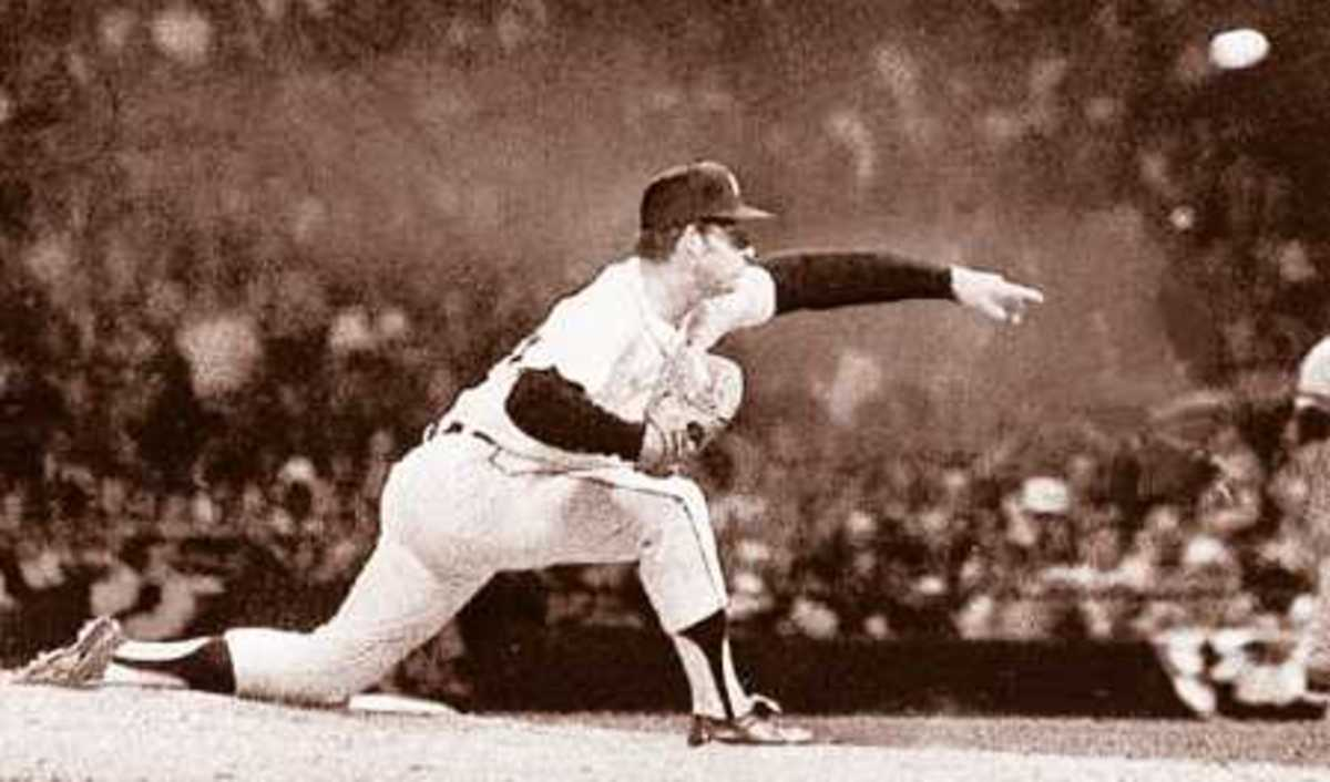 Mickey Lolich in 1968