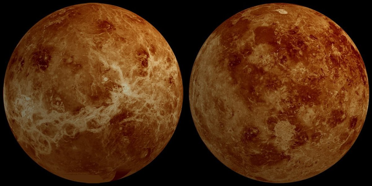Venus: the Morning and Evening Star
