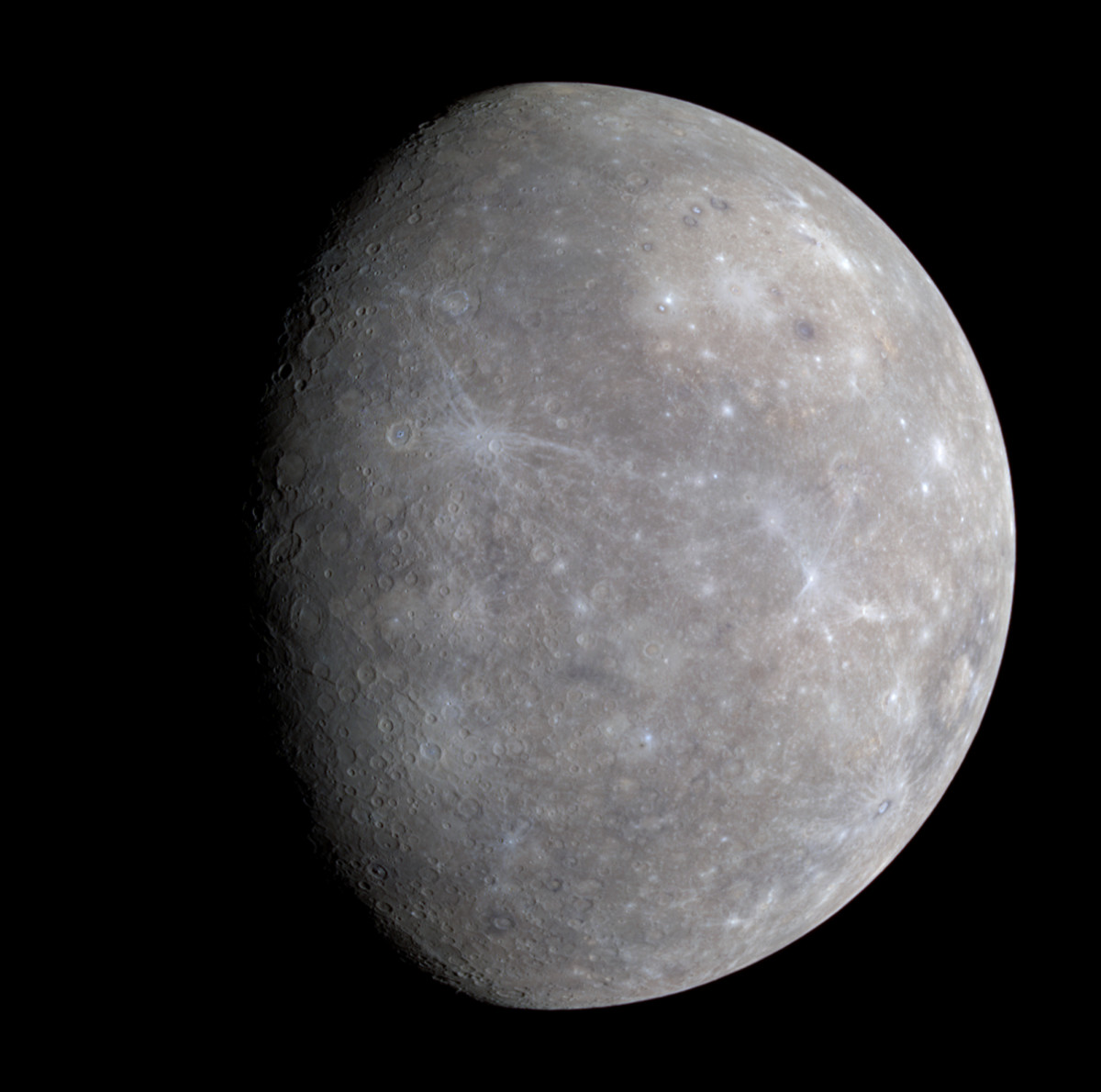 Mercury: a day lasting longer than its year