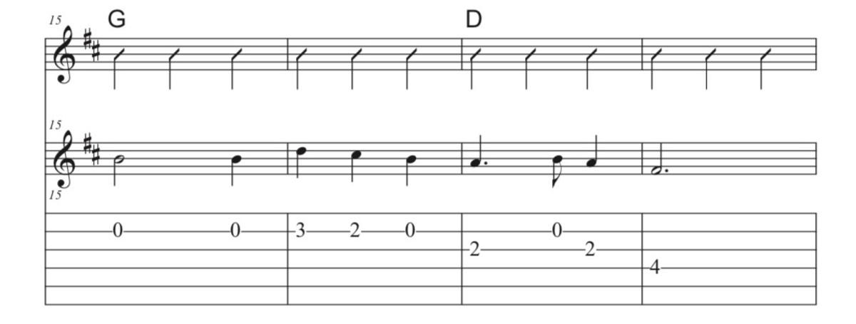 christmas-holiday-guitar-music-silent-night-chords-melody-fingerpicking-strumming-pattern