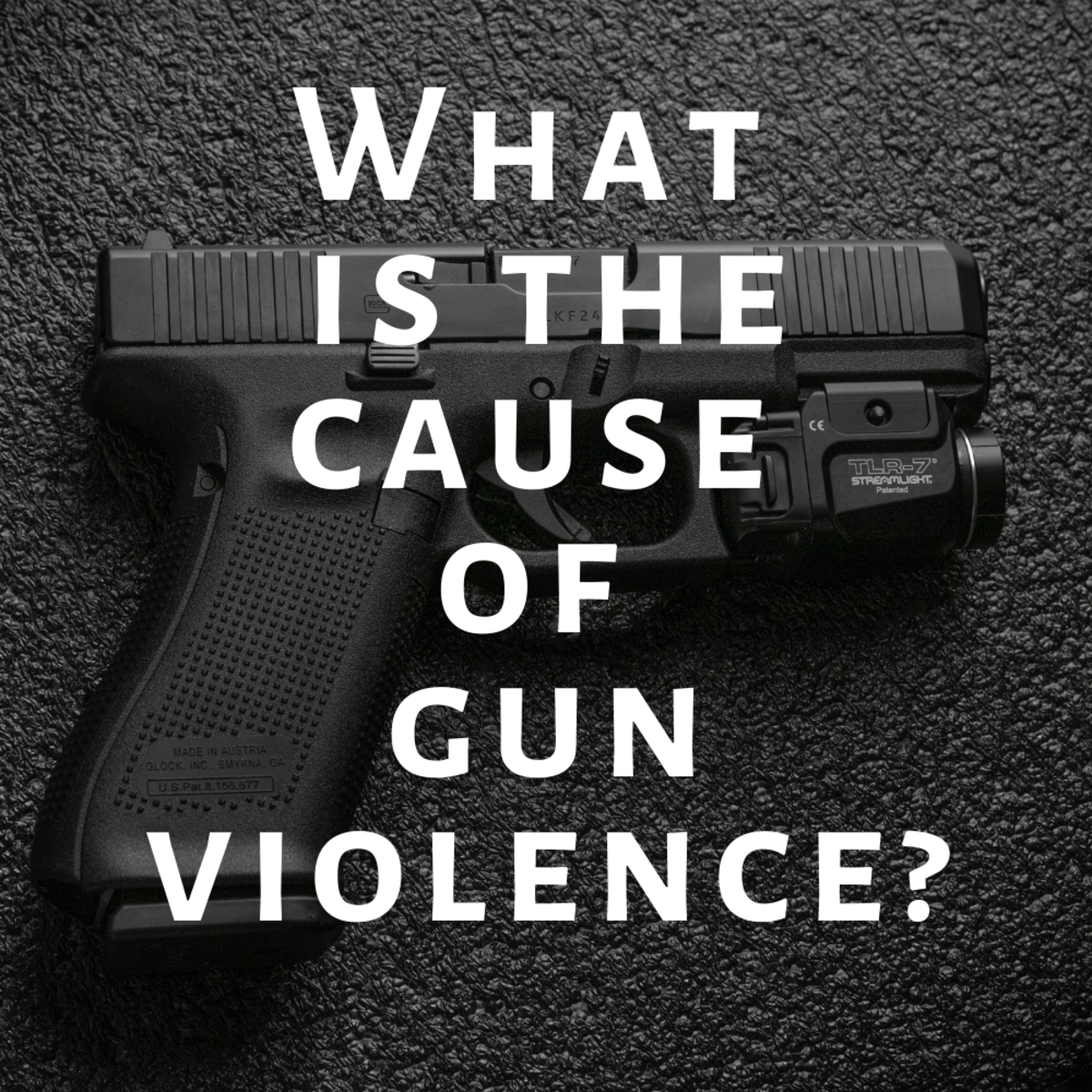What are the root causes of gun violence in the US?