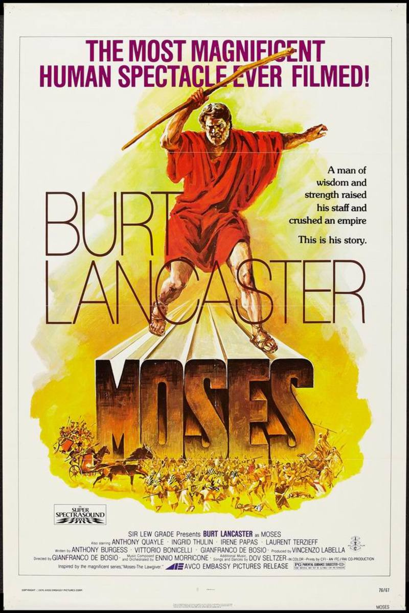 Moses the Lawgiver (1974)
