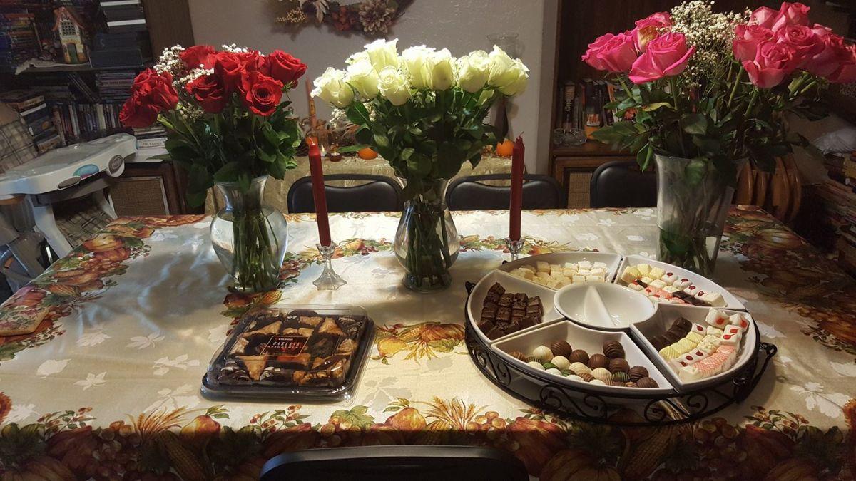 Thankfulness Project: Thanksgiving /Eucharisteo