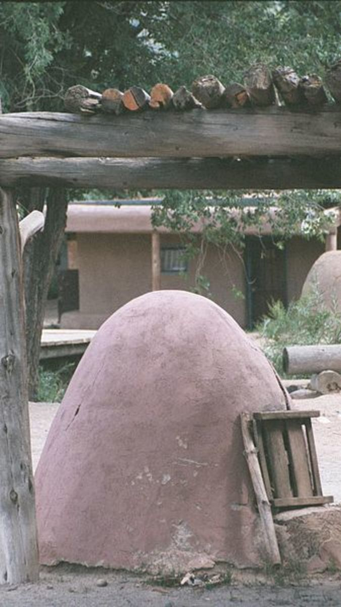 Build an Outdoor Adobe Oven - Summer Family Project