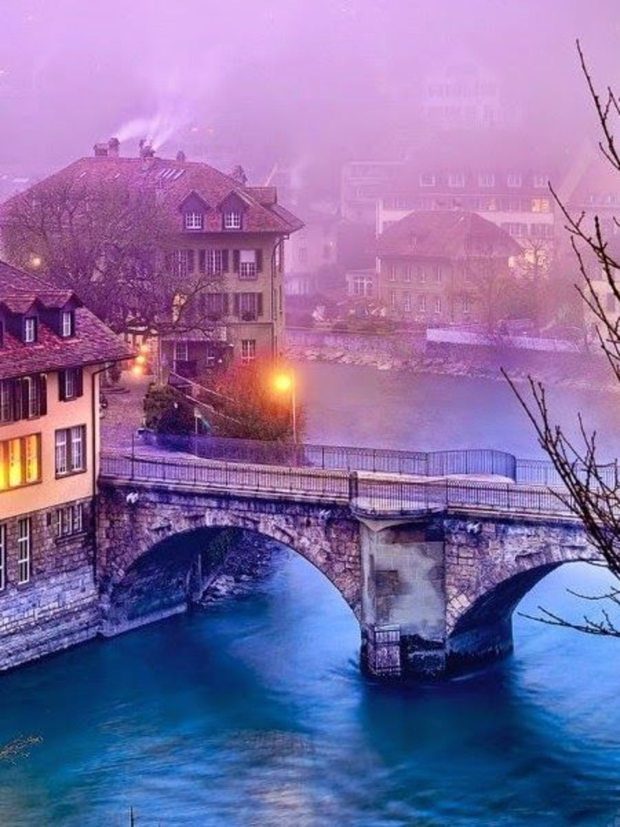 Bern - Capital of Switzerland