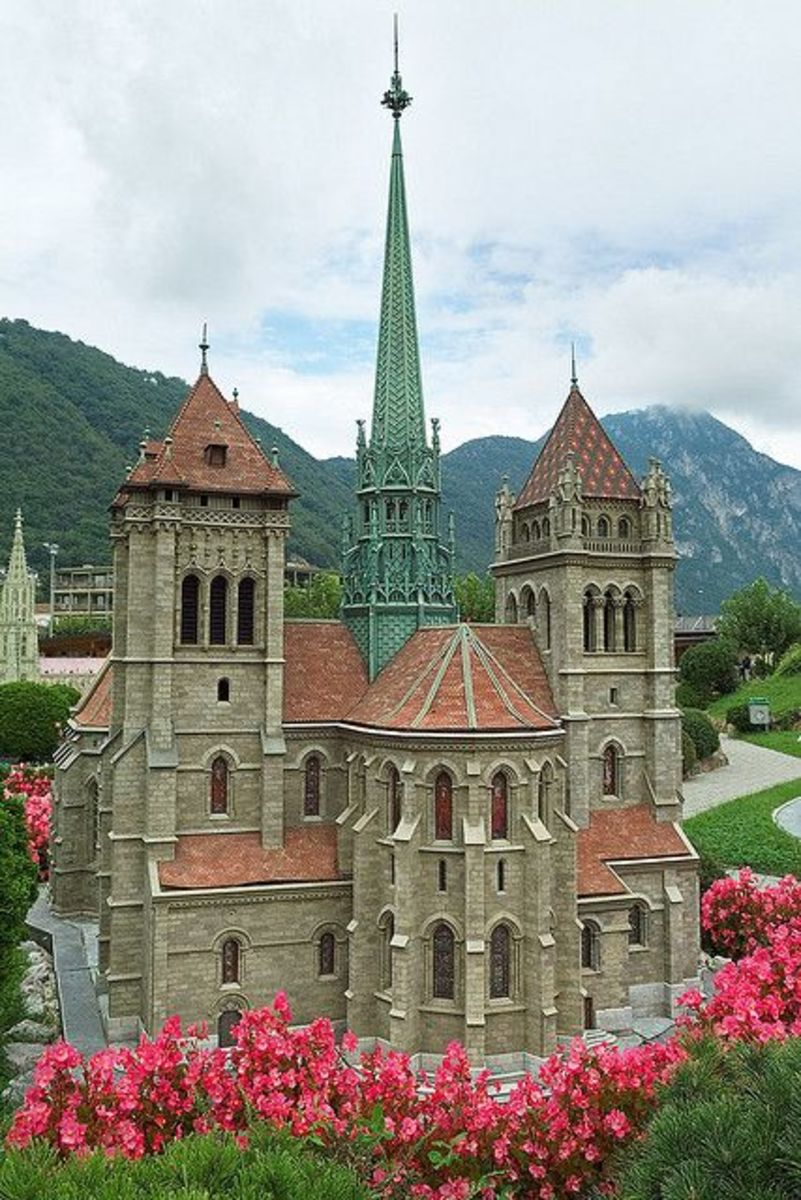 St Peter's Cathedral, Geneva
