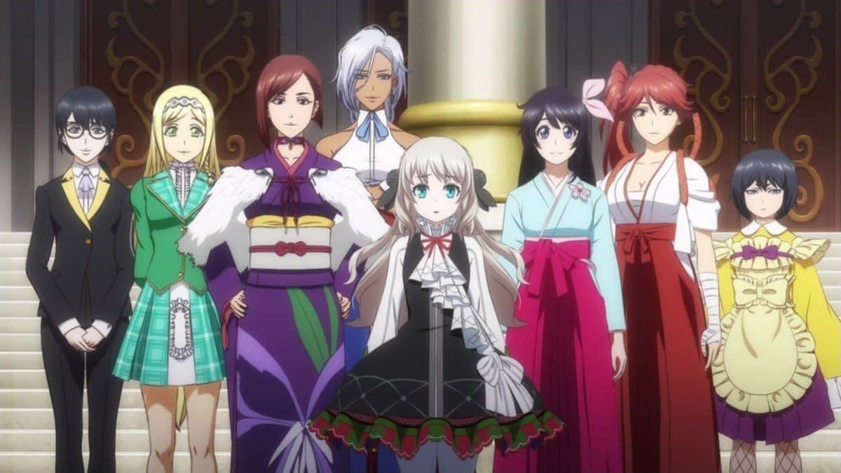 Shin Sakura Taisen the Animation (Sakura Wars the Animation)