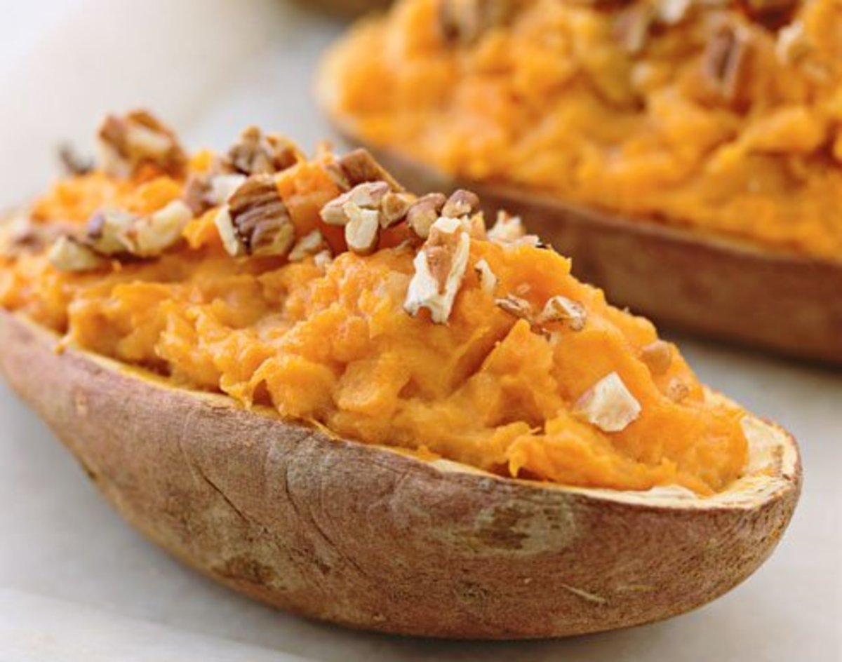 Post your Sweet Potato Comments Below Now