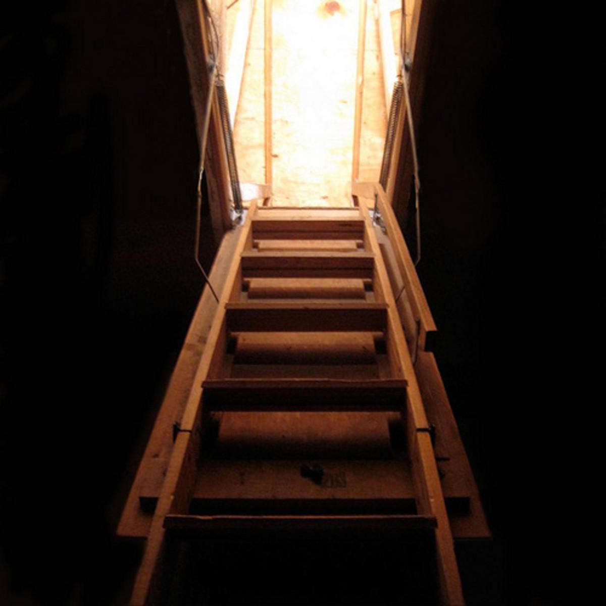 Loft Ladders For Dummies