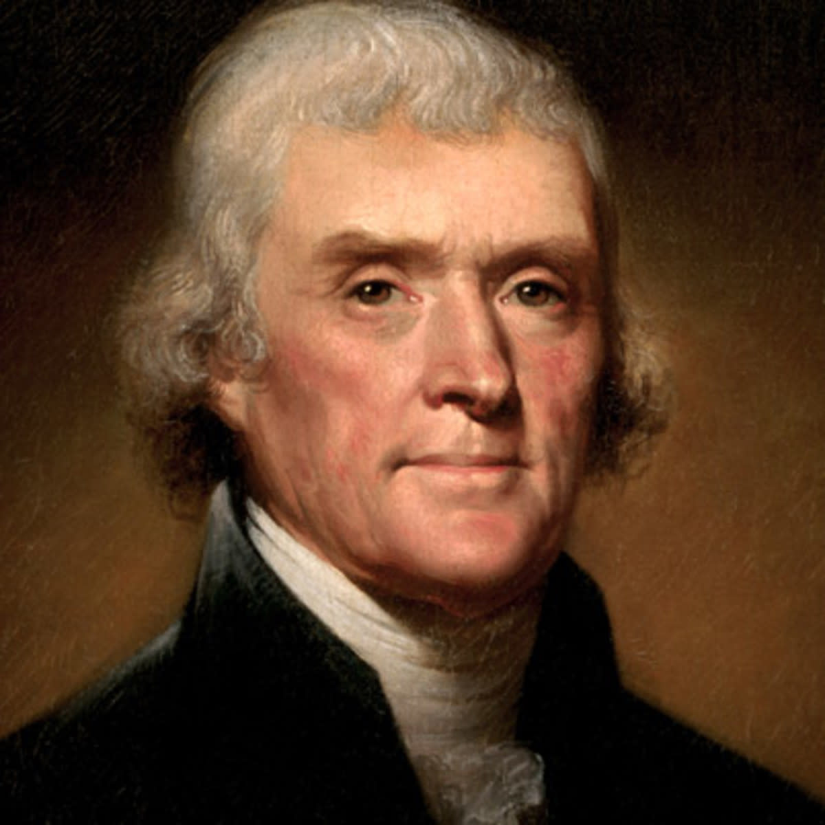 """ I have sworn upon the altar of God eternal hostility against every form of tyranny against the mind of man.""  - Thomas Jefferson"