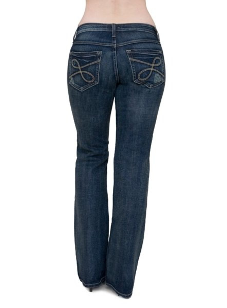Jeans from Little in the Middle
