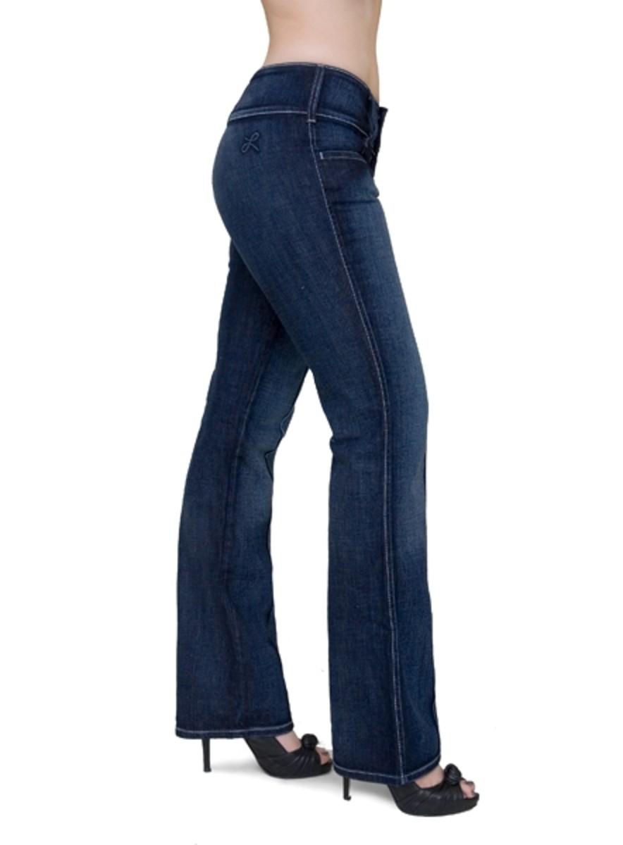 jeans Bold Ocean from Little in the Middle