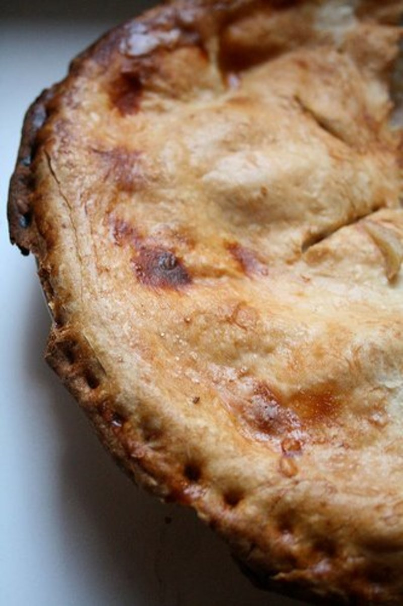 Gluten Free Pie Crust Recipe and Tricks