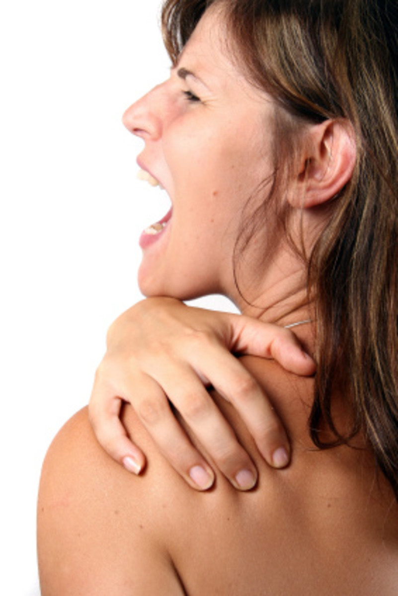 Treat Frozen Shoulder Naturally