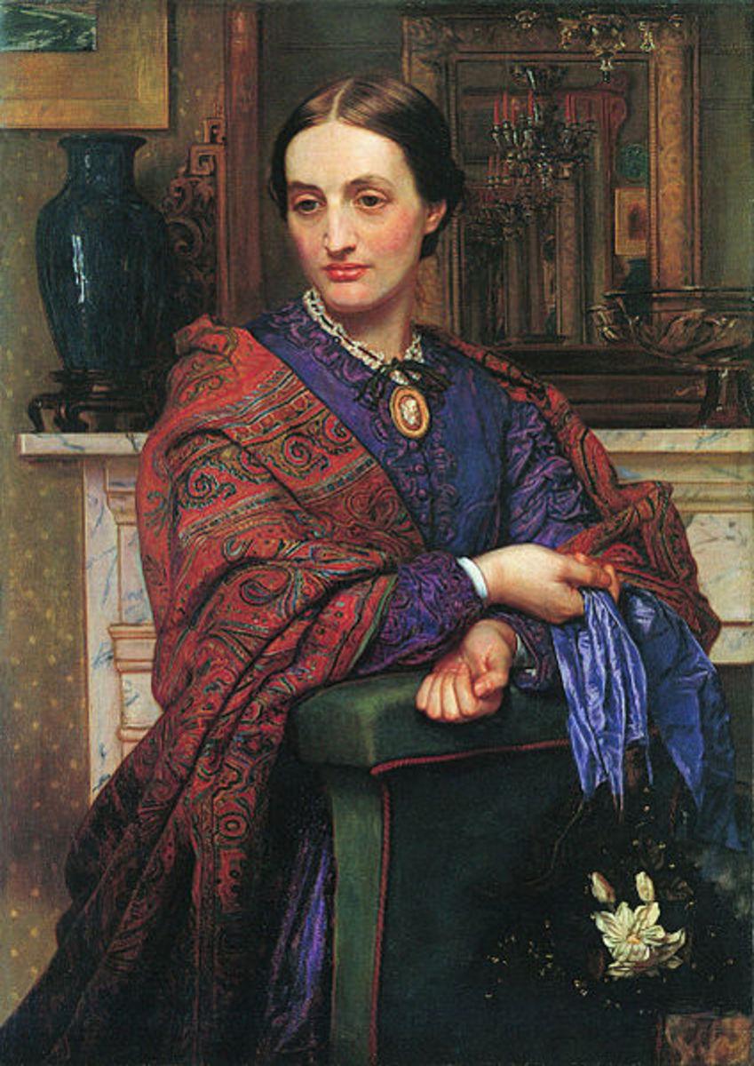Fanny Holman-Hunt