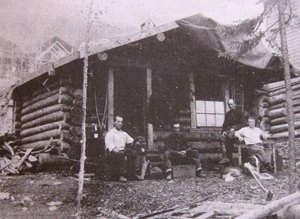 Jack London at the Klondike Gold Rush