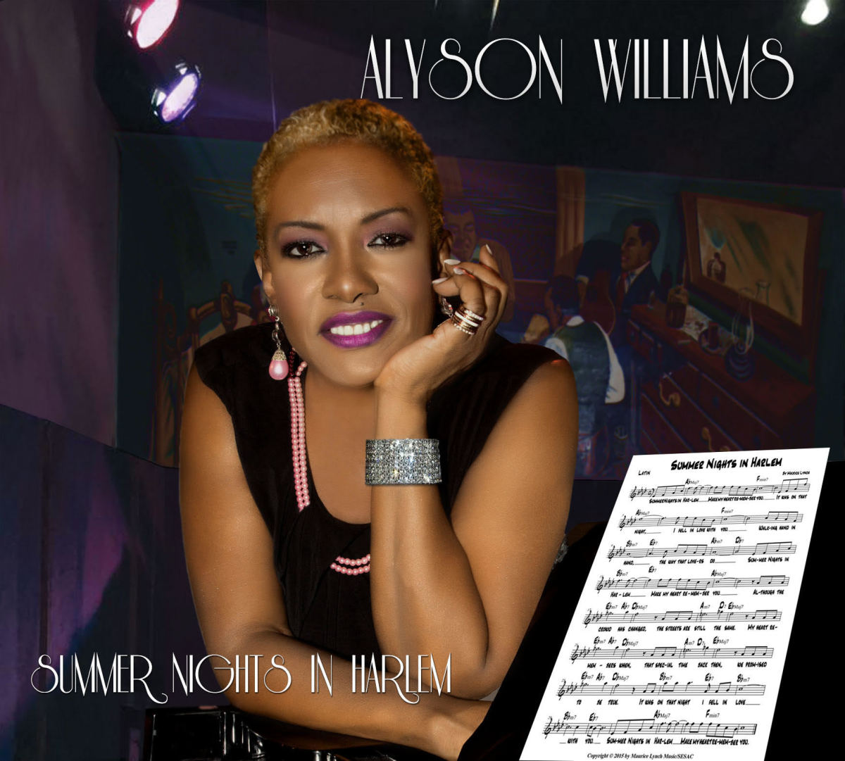 Alyson Williams ~ Still Sangin'!