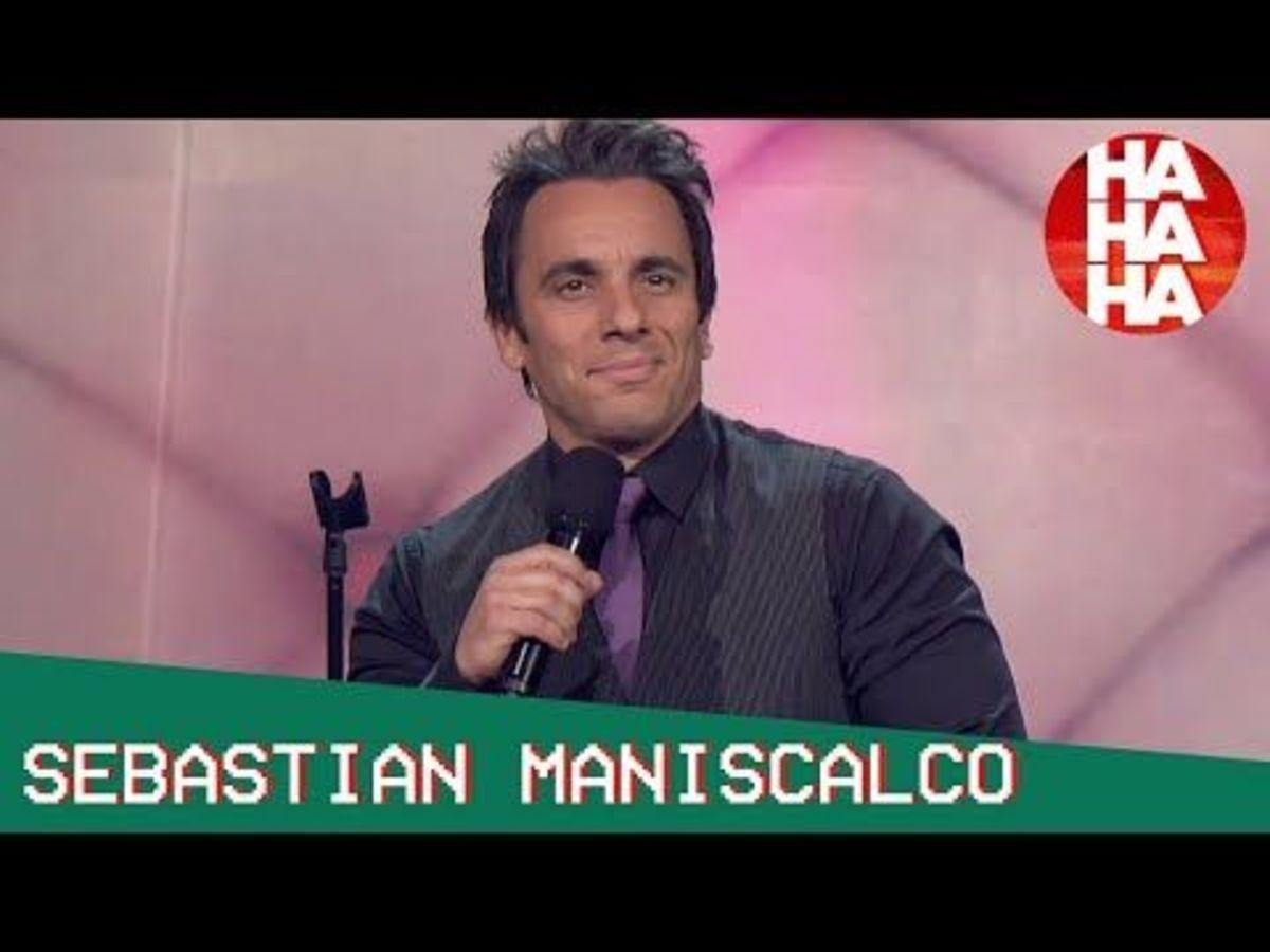 Stories of a Sicilian Son: Sebastian Maniscalco