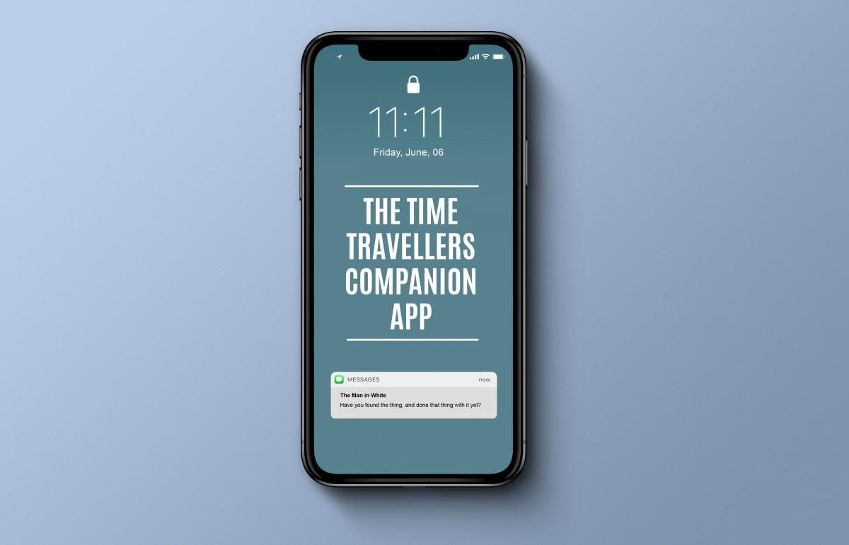 The Time Travellers Companion App