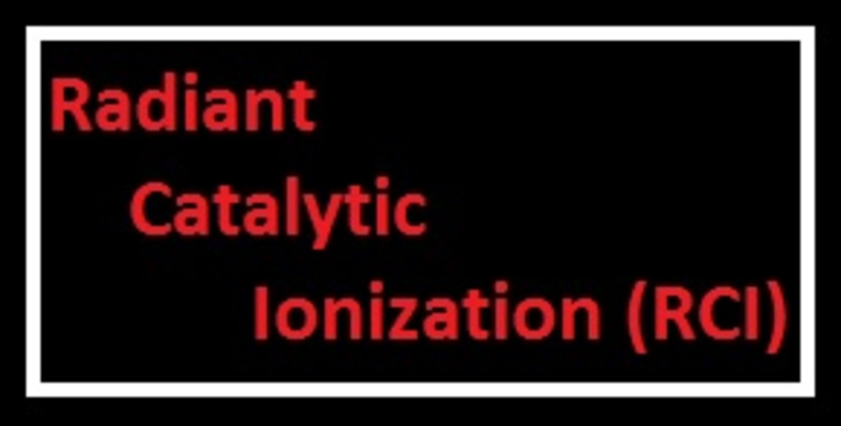 Radiant Catalytic Ionization (RCI)