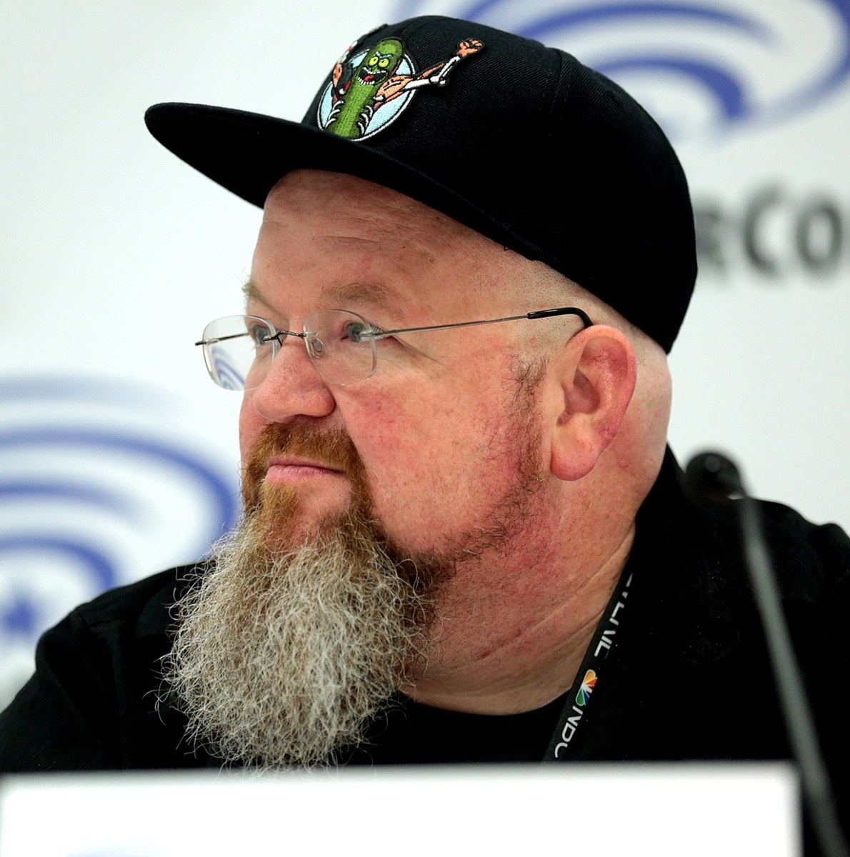 """Kevin Hearne, author of """"Hexed"""""""