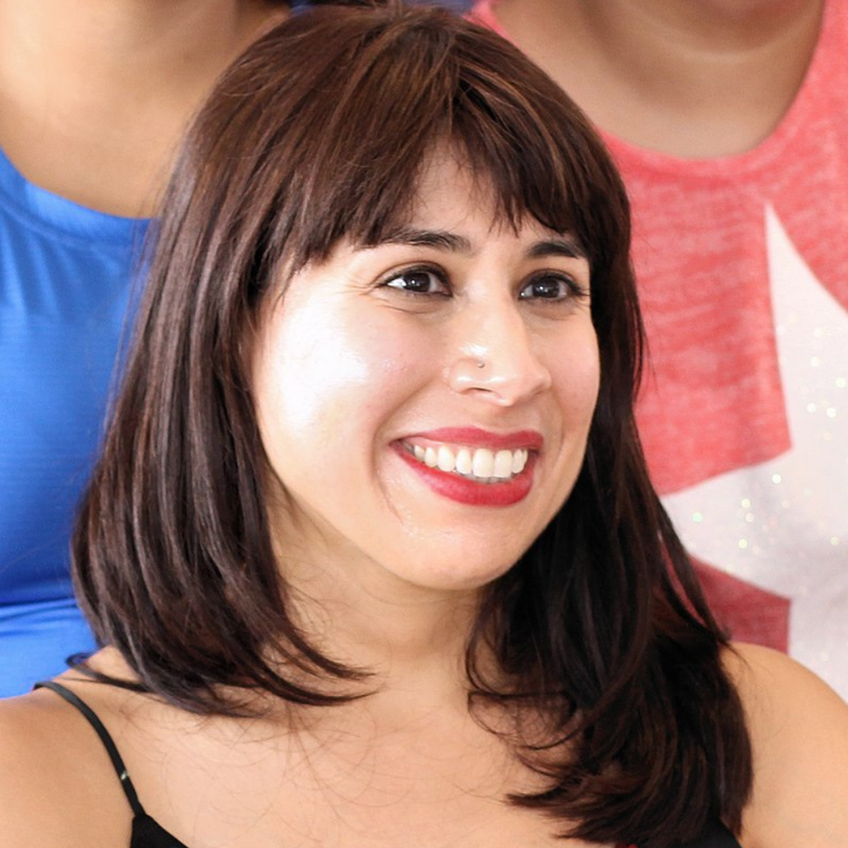 """Erika L. Sánchez, author of """"I Am Not Your Perfect Mexican Daughter"""""""