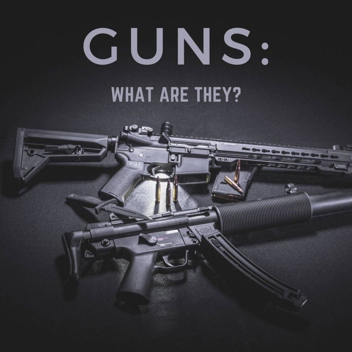 What exactly is a gun?